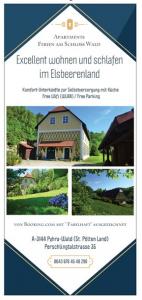Postkarte-Schloss-Wald